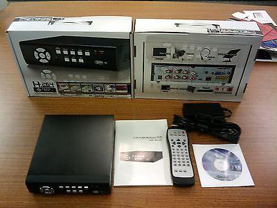 Police Mobile Digital Video Recorder H.264 Loop Record