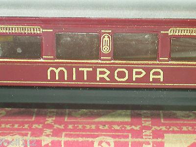 Märklin H0 00 Speisewagen 352 MITROPA 1947-49 OVP sehr gut 800