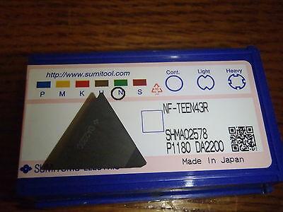 Sumitomo Nf Teen 43r Da2200 Pcd Diamond Insert