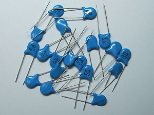 150-pcs-1000V-1KV-103pF-10000pF-0-01uF-10nF-5mm-Blue-Ceramic-Disc-Capacitors