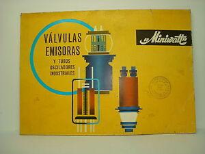 LIBRO-BOOK-VALVULAS-EMISORAS-Y-TUBOS-OSCILADORES-INDUSTRIALES-COD-11