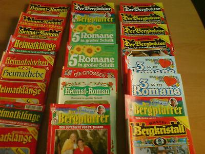 16 -  BERG-UND HEIMATROMANE