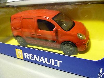 Renault Kangoo Rouge Neuf