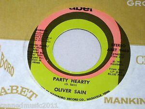 Oliver-Sain-Party-Hearty-Shes-a-Disco-Queen-Unplayed-Copy