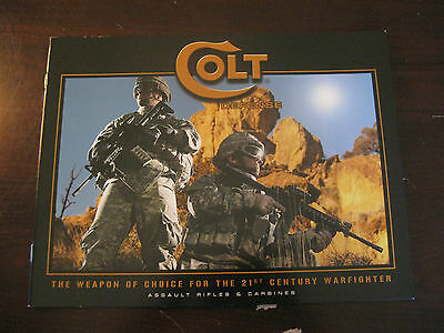 Colt Defense 2010 21st Century Catalog Booklet / 21 Pages / New