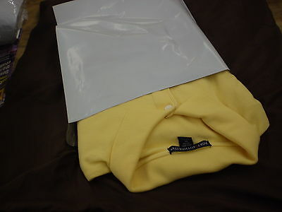25 19x24 White Poly Mailers Shipping Envelopes Bags