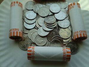 STATE QUARTERS- LOT OF 50 COINS COMPLETE SET