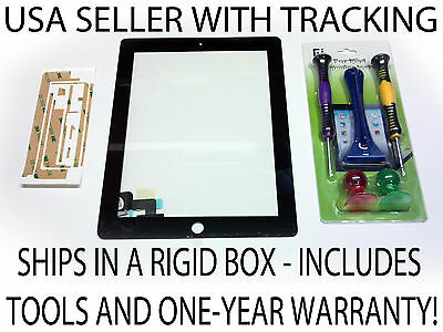 Frowning OEM REPLACEMENT APPLE iPAD 2 LCD GLASS TOUCH SCREEN DIGITIZER TOOLS REPAIR