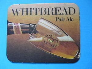 Beer-Coaster-Whitbread-Pale-Ale-London-United-Kindom