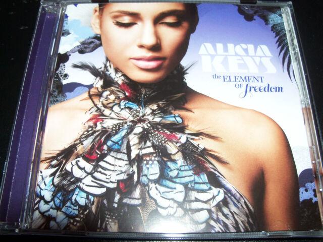 Alicia Keys Elements Of Freedom (Australia)  CD – Like New
