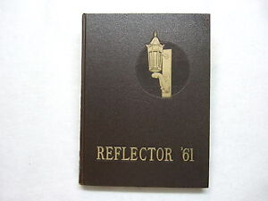 1961 general motors institute yearbook the reflector flint mi michigan. Cars Review. Best American Auto & Cars Review