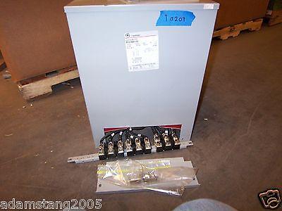 New Ge Mcc Bucket 25kva Transformer 8000 1 Single Phase 9t21b9110 480 240 120v