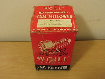 Mcgill Ccfe 4 Sb Cam Follower Bearing Torrington Crsbce 64