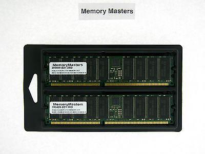 395409-b21 8gb (2x4gb) Pc2700 Memory For Hp Proliant