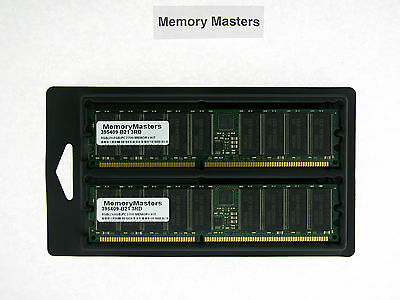 395409-b21 8gb (2x4gb) Pc2700 Memory For Hp Proliant