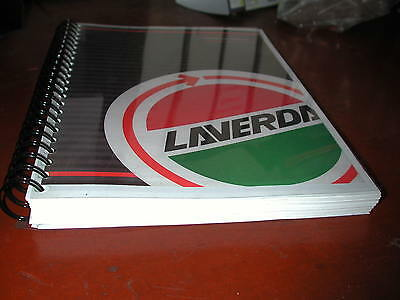 Laverda Zane 750 Workshop Manual