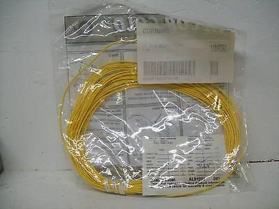 Corning/siecor Fiber Optic Jumper 1f 2.0 Scupc/scupc Fast Shipping