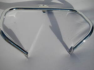 Yamaha V Star 650 Classic Custom Engine Guard Highway Crash Bar Brand New