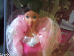 1985-Hispanic-Dream-Glow-Mattel-Barbie-Doll-NRFB-original-box-1647