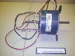 Nos ge general electric fan motor 1 15 hp 208 230 v 850 for General electric fan motor