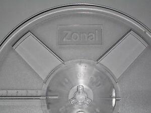 REEL-TO-REEL-AUDIO-plastic-spools-4-window-1-4-x-7-pack-of-2
