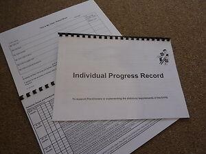 progress record