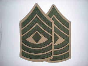 USMC-FIRST-SERGEANT-RANK-GREEN-KHAKI-1-PAIR