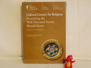Cultural Literacy for Religion   NEW DVD Teaching Co. Great Courses
