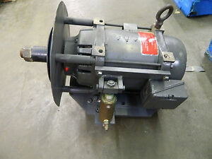 Rebuilt Doerr 71445 Electric Motor 7 5hp 7 5 Hp 3500 Rpm