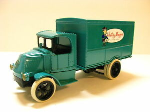 Ertl Heilig Meyers Furniture 1926 Mack Bulldog Delivery Truck Diecast Bank New Ebay
