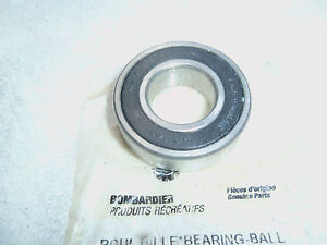 Ski-Doo-Alpine-ROLLER-BEARING-504152006-NEW-Vintage-SnoMachine-Parts