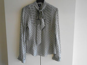 LILI SPOTTY SHIRT (SIZE 12) - BNWT