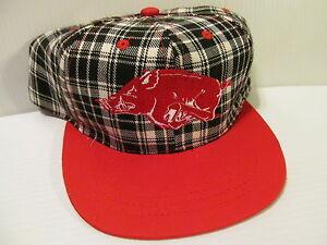 1990s-ARKANSAS-RAZORBACKS-VINTAGE-SNAP-CAP-NCAA-YOUTH