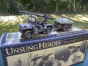 corgi militaire ref 50103 jeep m151 a1 mutt canon remorque. Black Bedroom Furniture Sets. Home Design Ideas