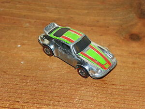 HOT WHEELS REDLINE 1974 PORSCHE P-911- CHROME