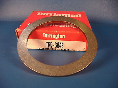 Torrington Trd3648, Trd 3648, Thrust Washer