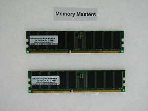 X7604A-2GB-2x1GB-184pin-PC2100-ECC-Registered-DDR-Memory-for-Sun