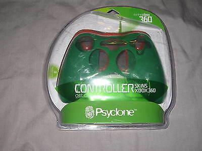 Xbox 360 Controller Skins Silicone Red Green Protect Gaming