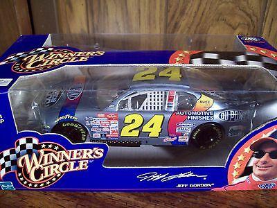 JEFF GORDON special paint scheme NASCAR 2000  1/24 SCALE  CAR Winners (24 Scale Special Paint)