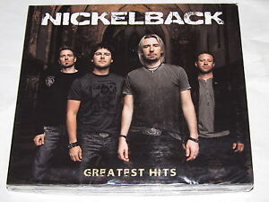 NICKELBACK-Greatest-Hits-2-Cds-2012-Digipack