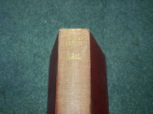 SPEED-FEVER-BARR-BARRY-LYNDON-1930-LE-MANS-BROOKLANDS-VERY-RARE-BOOK-1ST-EDITION