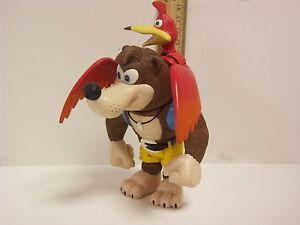 Banjo-Kazooie-Toysite-prototype-figure-toy-fair-2000-Nintendo-mario-n64-employee