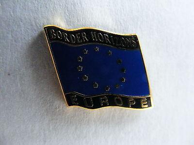 EU European Union Flag Badge Enamel Lapel Pin Solidarity Europa European Unity