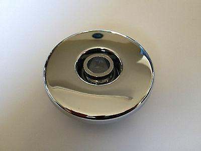 Spa / Whirlpool Bath Jet Covers 6 In Chrome