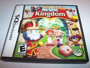 my sims kingdom ds how to get all essences