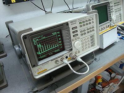 HP Agilent 8594E Spectrum Analyzer Calibrated ! refurbished opt 41,4,102,130,105