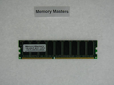 354563-b21 1gb Pc3200 Memory For Hp Proliant Dl320 310