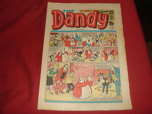 THE DANDY #1980   UK Comic - November 3rd 1979