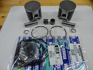 2000-2004 SKI DOO 700 SPI COMPLETE PISTON KIT FORMULA Z GSE LEGEND MXZ SUMMIT