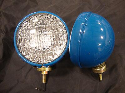 3000 3600 3610 4000 4600 4610 5000 6600 Ford Tractor Headlights 12v Original